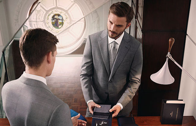 Luciano Brunelli Suits - finest tailored suits